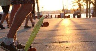Skate Rucksack