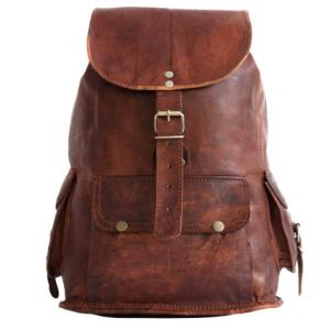 Gusti Leder Vintage Rucksack
