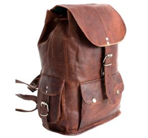 Schöner Gusti Leder Vintage Rucksack