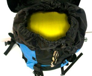 Reiserucksack Outdoorer Backpacker 4 Continents