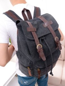 canvas rucksack neuste rucks cke testberichte. Black Bedroom Furniture Sets. Home Design Ideas