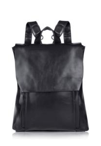 Der schwarze Vbiger Rucksack