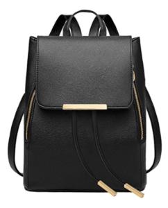Der schwarze Coolfit Damen Rucksack