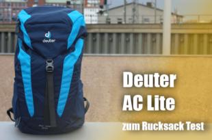 Der Wanderrucksack Deuter AC Lite