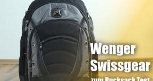 Der Business Wenger Swissgear Rucksack