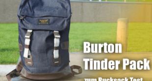 Der Burton Tinder Pack Rucksack