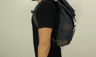 Bequem und angenehm zu tragen ist der Burton Tinder Pack Rucksack