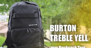 Der Skaterrucksack Burton Treble Yell