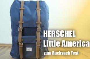 Der Retro Rucksack Herschel Little America