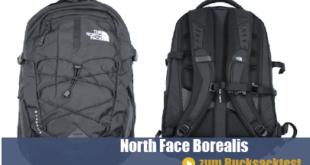 North Face Borealis Rucksacktest