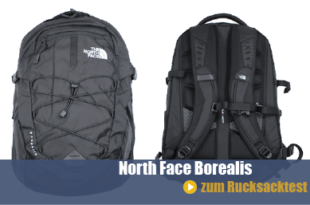 North Face Borealis Rucksacktest