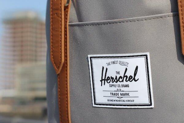 Die Qualität des Herschel Retreat Rucksack