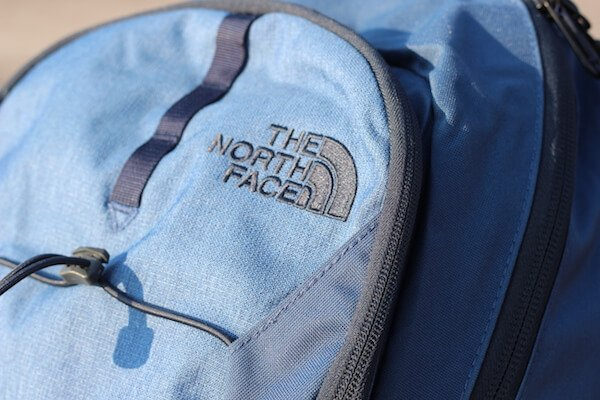 Material vom North Face Jester Rucksack