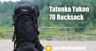Tatonka Yukon 70 der Rucksack Test