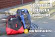 Sportastisch_Rucksack und Sportbeutel